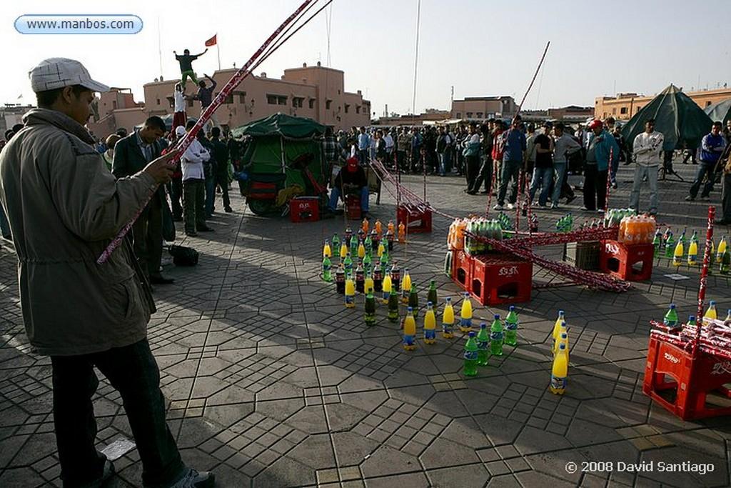 Djemaa el Fna Djemaa el Fna Marrakech Marruecos