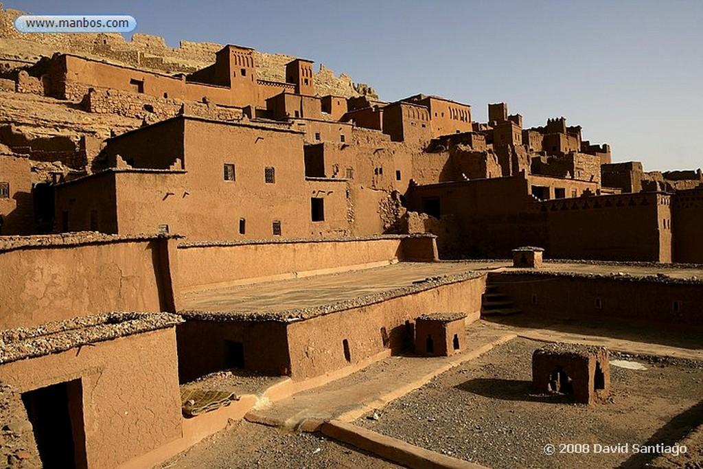 Kasba de Ait Benhaddou Kasba de Ait Benhaddou Marruecos
