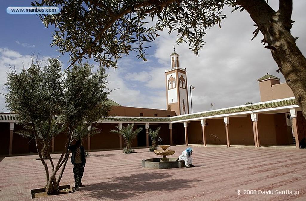 Ouarzazate Rue Du Marche Marruecos