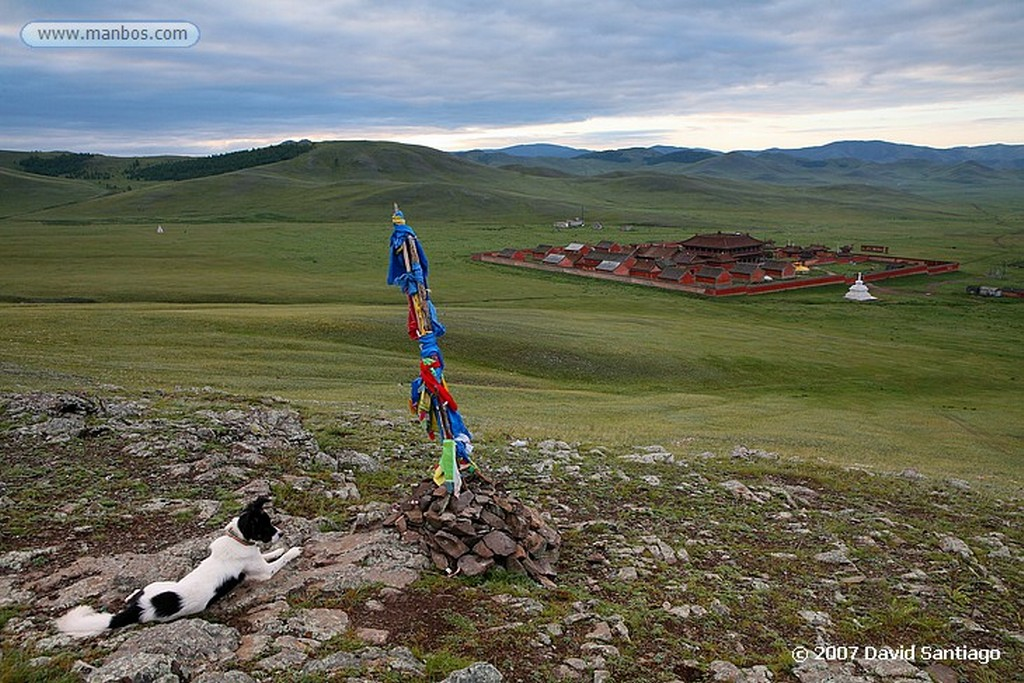 Monasterio Amarbayasgalan Monasterio Amarbayasgalan Mongolia