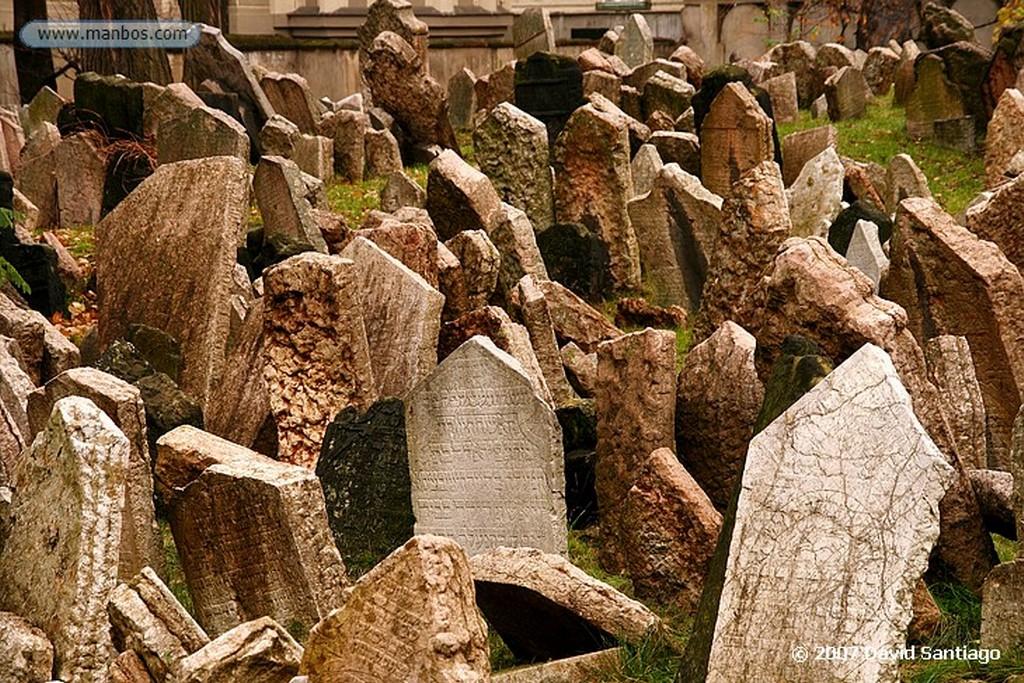 Praga Cementerio de Vysehrad Praga