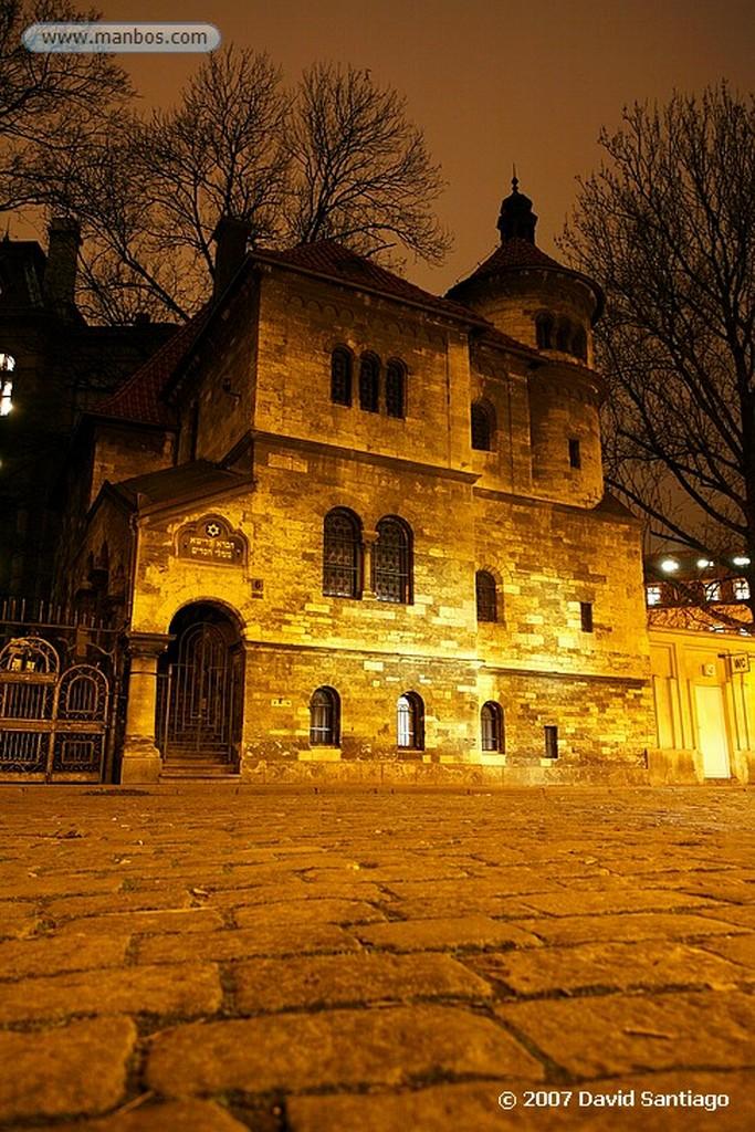 Praga Rotonda de San Martin en  Vysehrad Praga