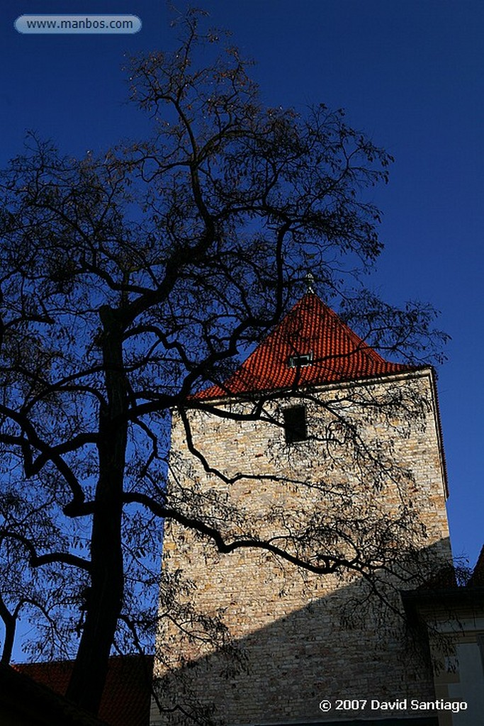 Praga Torre de Stare Mesto Praga