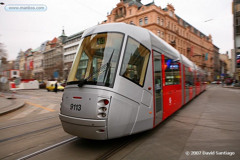 Praga Tranvia Praga