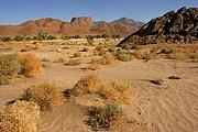 Parque Nacional del Ahaggar, Parque Nacional del Ahaggar, Argelia