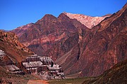 Foto de Mendoza, Argentina - Cordillera de Los Andes Mendoza