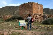 Torre de los Alumbres, Cabo de Gata, España