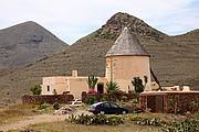 Los Cortijillos, Cabo de Gata, España