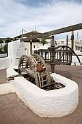 Foto de Cabo de Gata, Pozo de los Frailes, España - NORIA EN EL POZO DE LOS FRAILES