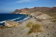 Playa el Monsul, Cabo de Gata, España