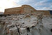 Castillo de San Ramon, Cabo de Gata, España