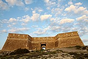 Foto de Cabo de Gata, Los Escullos, España - BATERIA DE SAN FELIPE DE LOS ESCULLOS