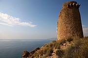 Carboneras, Cabo de Gata, España