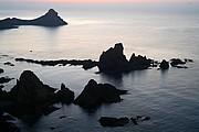 Arrecife de las Sirenas, Cabo de Gata, España