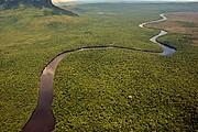 Rio Carrao, Parque Nacional Canaima, Venezuela