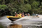 Rio Churun, Parque Nacional Canaima, Venezuela