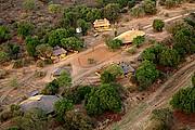 Tinga, Parque Nacional de Zakouma, Chad