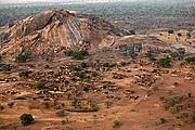 Bone, Parque Nacional de Zakouma, Chad