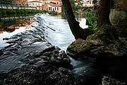Rio Arnoia, Allariz, España