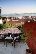 Barrio de Alfama, Lisboa, Portugal