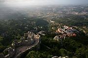 Castillo Dos Mouros, Sintra, Portugal