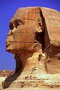 La Gran Esfinge, Giza, Egipto