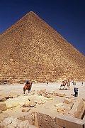La Gran Piramide, Giza, Egipto