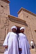 Templo de File, Asuan, Egipto