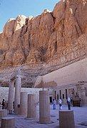 Templo de Hatshepsut, Valle de los Reyes, Egipto
