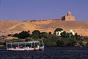 Crucero por el Rio Nilo, Rio Nilo, Egipto