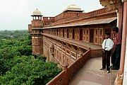 Fuerte de Agra, Agra, India
