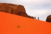 Desierto de Wadi Rum, Desierto de Wadi Rum, Jordania