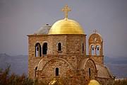 Iglesia de San Juan Bautista, Rio Jordan, Jordania