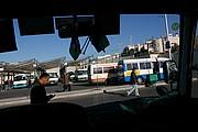 Estacion de autobuses, Amman, Jordania