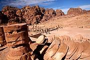 Gran Templo de Petra, Petra, Jordania
