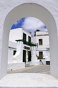 Haria, Lanzarote, España