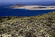Isla Graciosa, Lanzarote, España