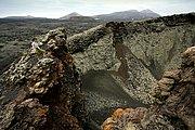 Parque Nacional del Timanfaya, Lanzarote, España