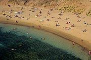 Playa Papagayo, Lanzarote, España