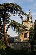 Iglesia Saint Vicent en Blois, Valle del Loira, Francia