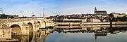 Catedral de Saint Louis en Blois, Valle del Loira, Francia