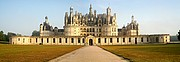 Castillo de Chambord, Valle del Loira, Francia
