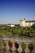 Castillo de Villandry, Valle del Loira, Francia