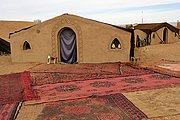 Camara Canon EOS-1Ds Mark II Campamento de Sahara Service en Erg Chigaga Marruecos ERG CHIGAGA Foto: 16587