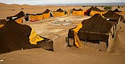Camara Canon EOS-1Ds Mark II Campamento en Erg Chigaga Marruecos ERG CHIGAGA Foto: 16584
