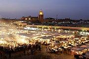 Djemaa el Fna, Djemaa el Fna, Marruecos