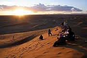 Tinfou, Tinfou, Marruecos