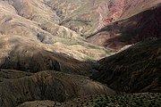 Gran Atlas, Gran Atlas, Marruecos