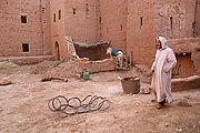 Foto de Kasba de Ait Benhaddou, Marruecos