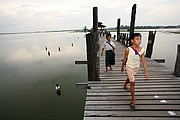Lago Taungthaman, Lago Taungthaman, Myanmar